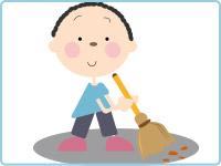 環境整備作業&室内清掃